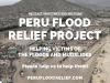 Peru Flood Relief Project